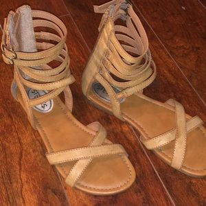 Stevies gladiator sandals